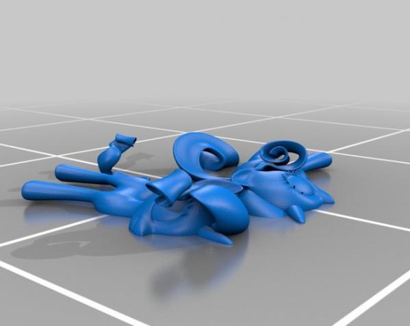 迷你小马驹 3D模型  图26