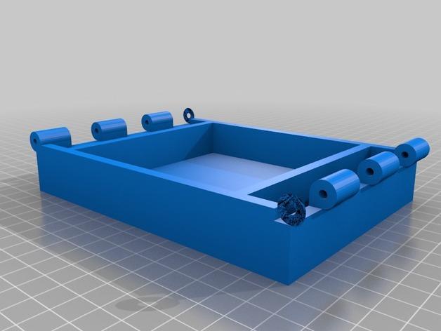 卡片盒 3D模型  图3