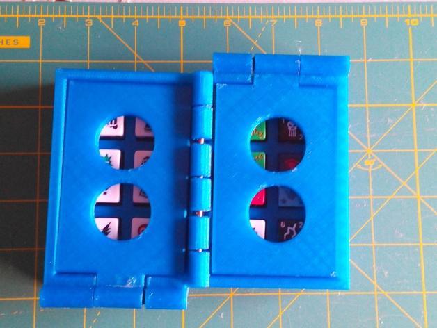 卡片盒 3D模型  图8