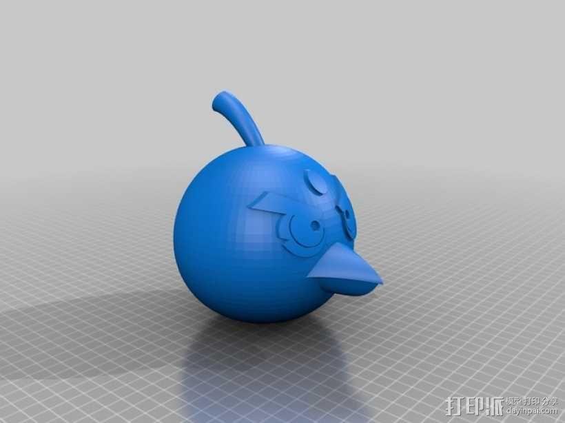 绿头猪 3D模型  图4
