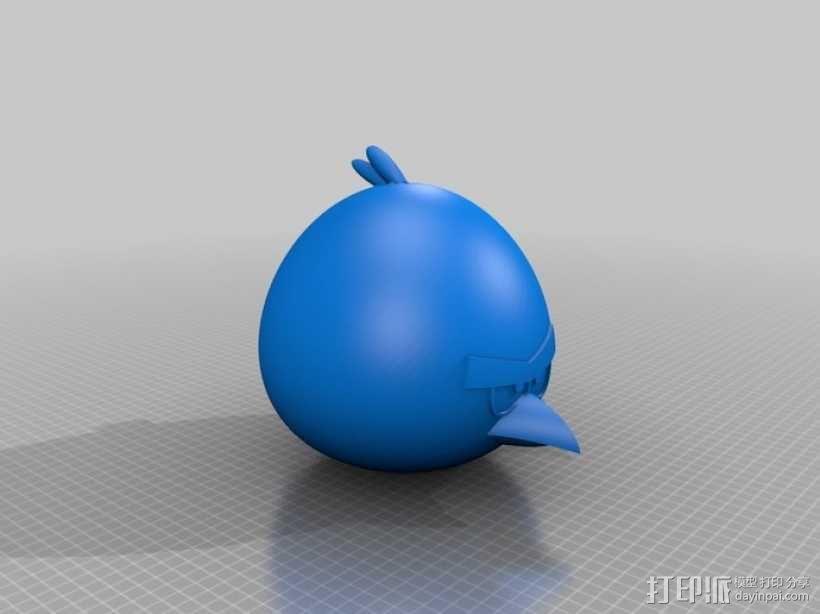 绿头猪 3D模型  图6