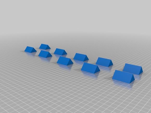 几何方块 3D模型  图6