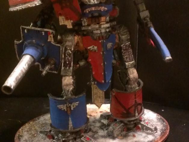 帝国骑士  3D模型  图1