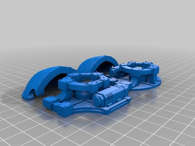 帝国骑士  3D模型  图8