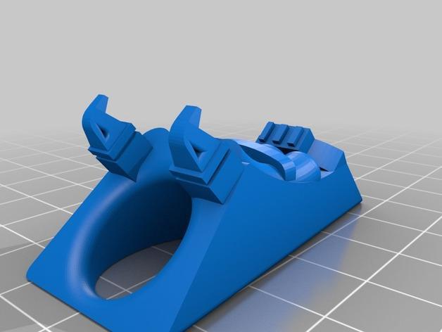 帝国骑士  3D模型  图10