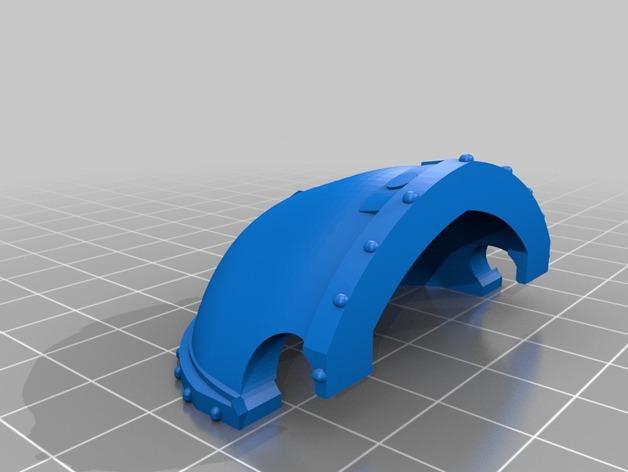 帝国骑士  3D模型  图9