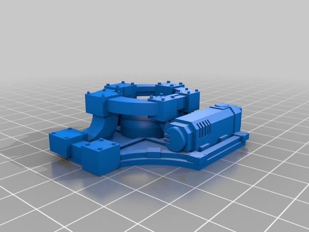 帝国骑士  3D模型  图11