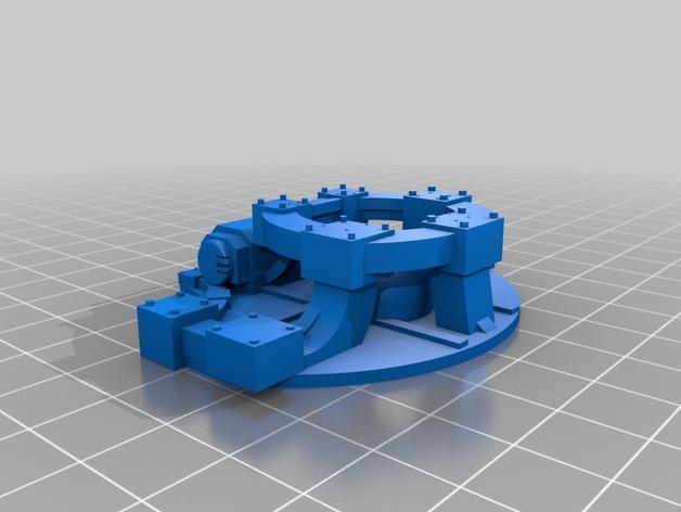 帝国骑士  3D模型  图12