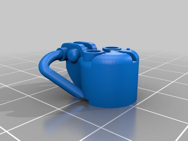 帝国骑士  3D模型  图13