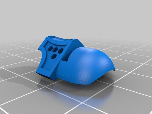 帝国骑士  3D模型  图14