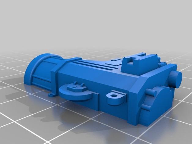 帝国骑士  3D模型  图18