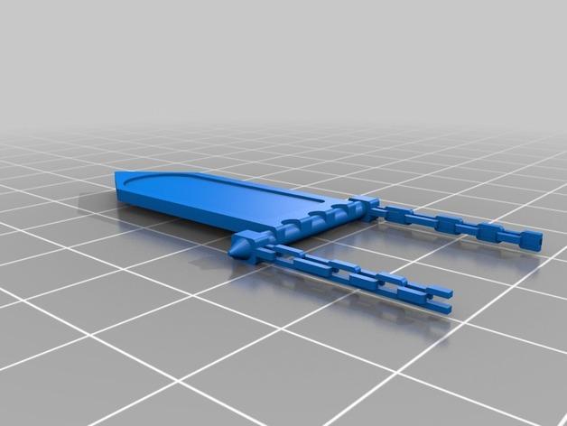 帝国骑士  3D模型  图35