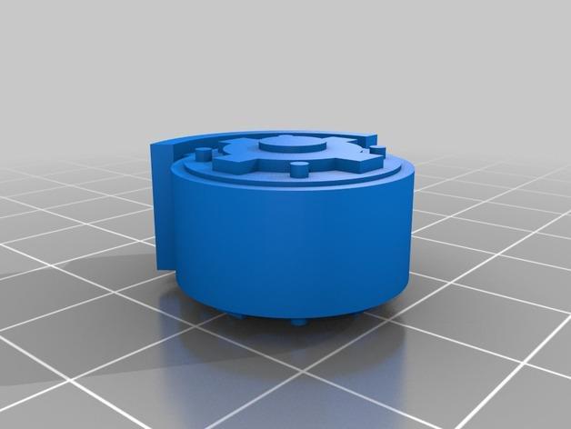 帝国骑士  3D模型  图36