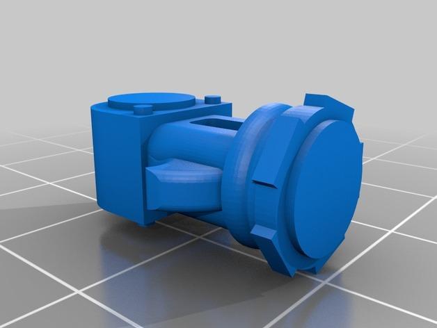 帝国骑士  3D模型  图38