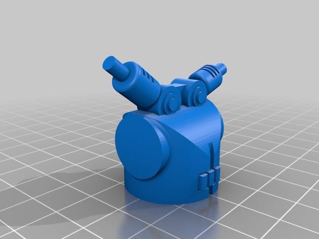 帝国骑士  3D模型  图40