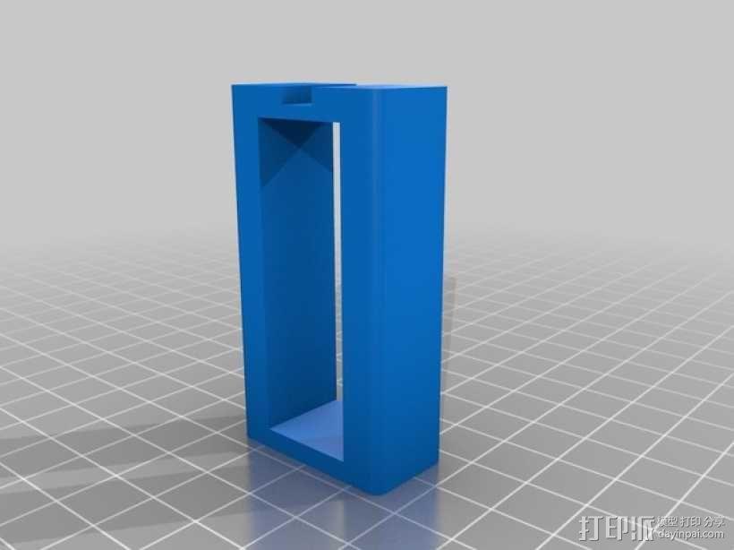 航天发射器 3D模型  图4