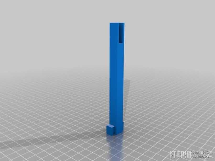 航天发射器 3D模型  图6