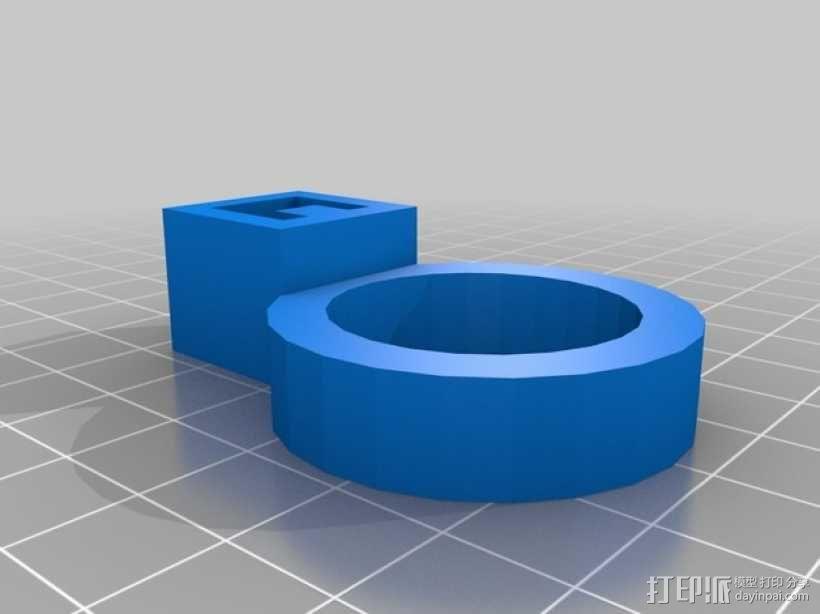 航天发射器 3D模型  图8