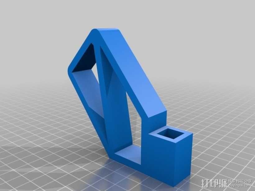 航天发射器 3D模型  图7
