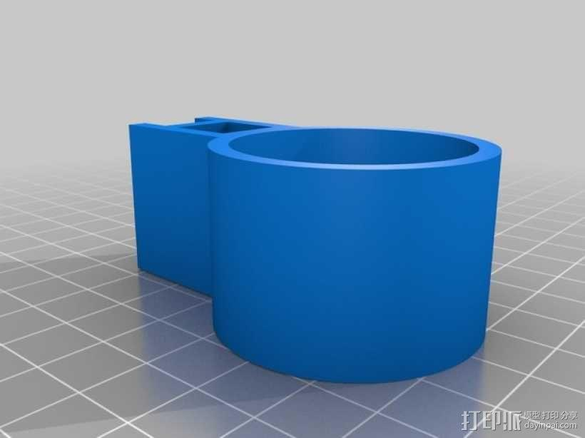 航天发射器 3D模型  图11