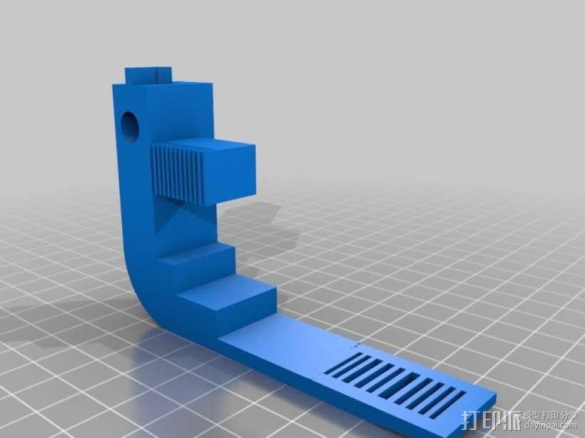 航天发射器 3D模型  图13
