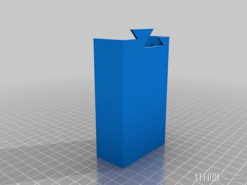 骰塔  3D模型  图2