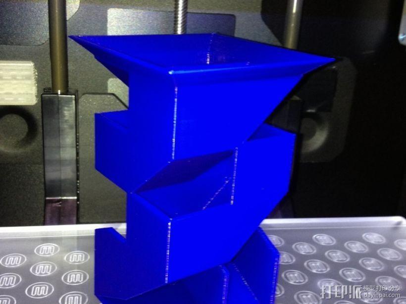 骰塔  3D模型  图3