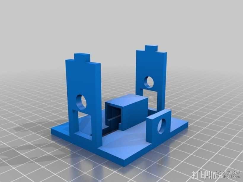 手指指针 3D模型  图2