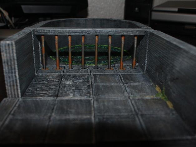 OpenForge单人牢房 3D模型  图5
