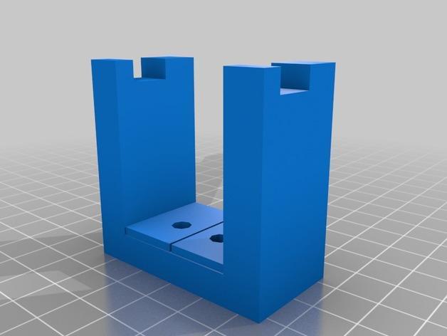OpenForge单人牢房 3D模型  图7