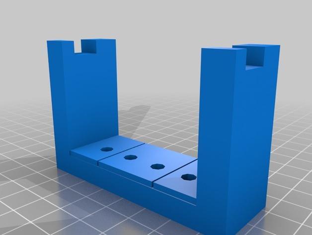 OpenForge单人牢房 3D模型  图10