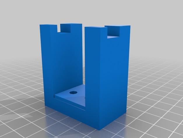 OpenForge单人牢房 3D模型  图16