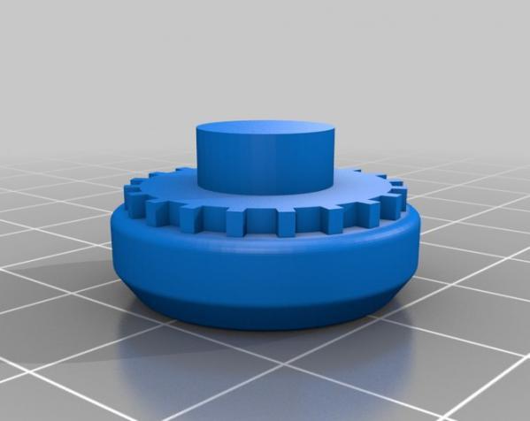 制动火箭船 3D模型  图6