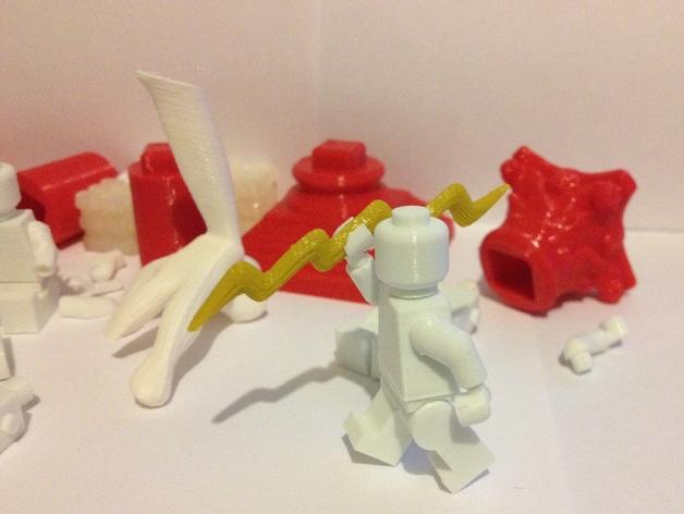 Replicator2 人形玩偶 3D模型  图1
