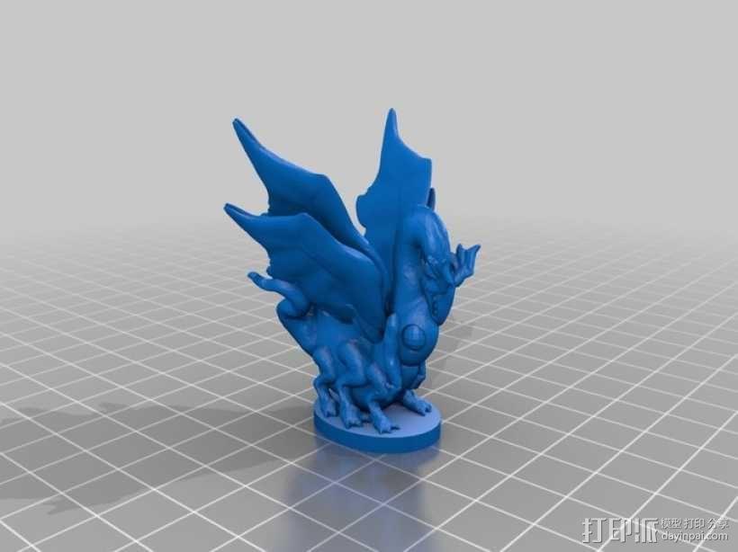 Pocket-Tactics:虚空龙 3D模型  图4