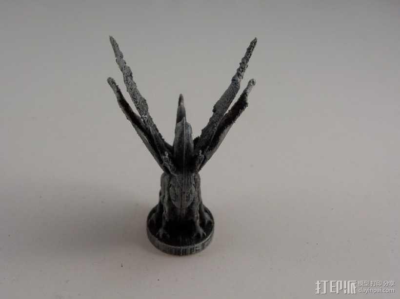 Pocket-Tactics:虚空龙 3D模型  图6