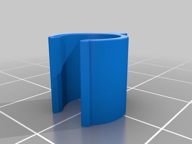 雅典娜玩偶套件 3D模型  图4