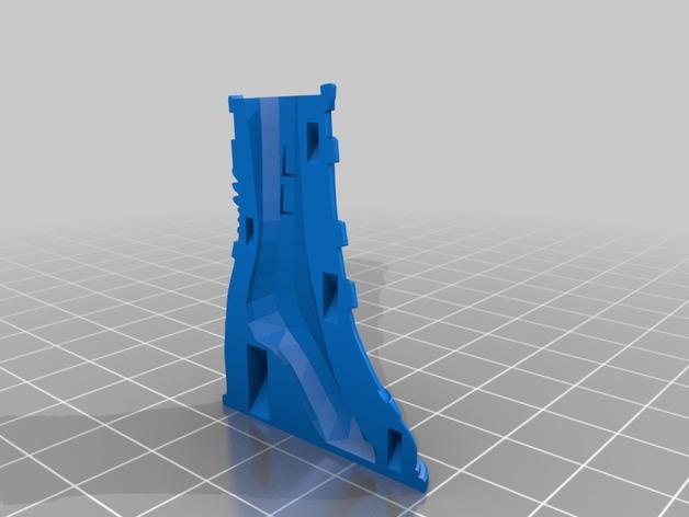 雅典娜玩偶套件 3D模型  图6