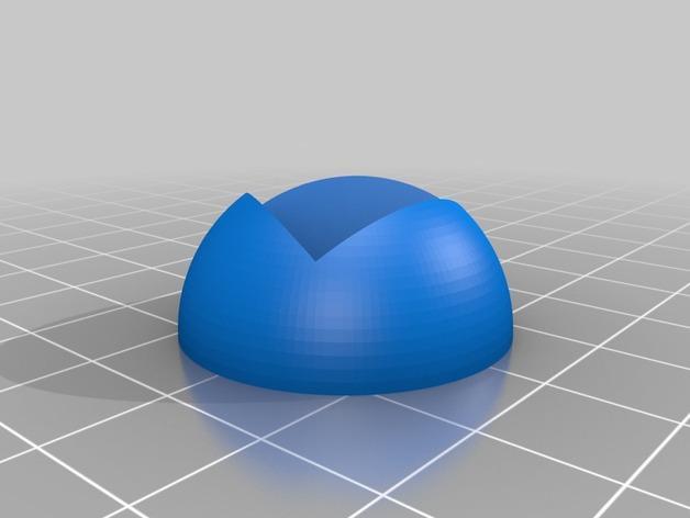 迷你Rubik魔方卡座 3D模型  图3