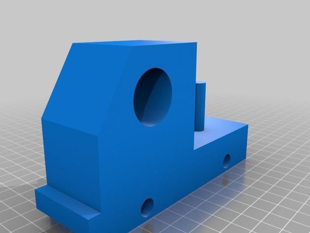 半自动的蜡笔盒 3D模型  图4