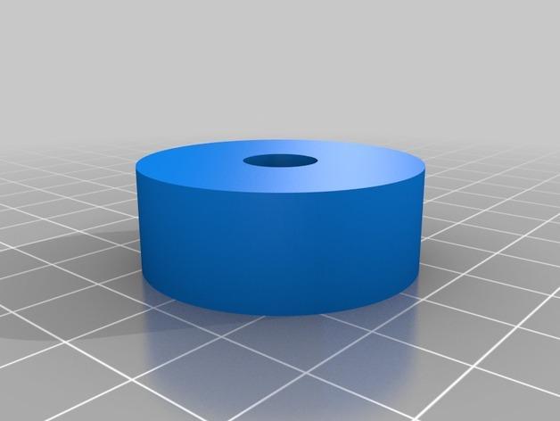 半自动的蜡笔盒 3D模型  图6