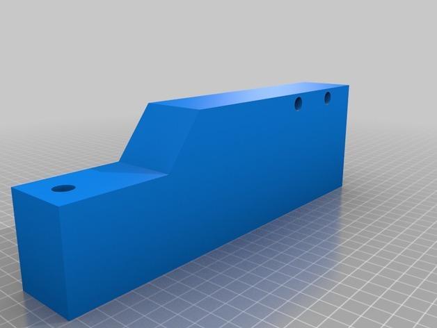 半自动的蜡笔盒 3D模型  图5