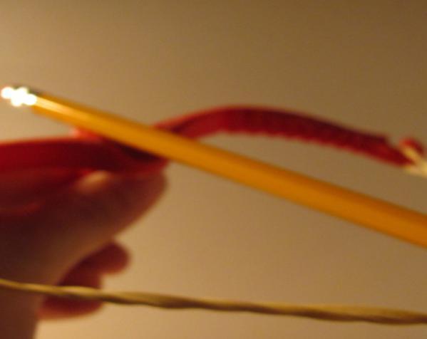 橡皮筋反曲弓 3D模型  图4