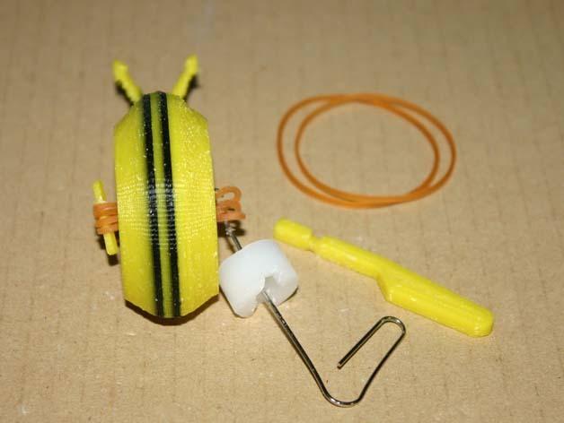蜗牛形发动机 3D模型  图3