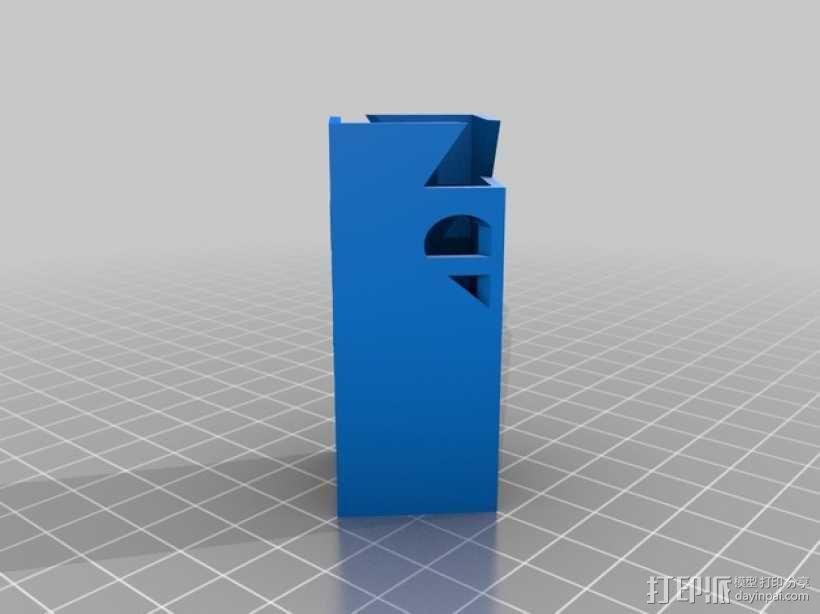 带有艺术气息的象棋 3D模型  图2