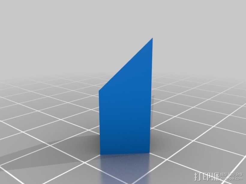 带有艺术气息的象棋 3D模型  图10