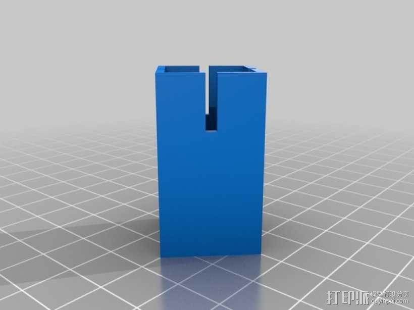 带有艺术气息的象棋 3D模型  图13