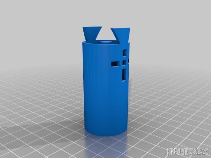 带有艺术气息的象棋 3D模型  图15