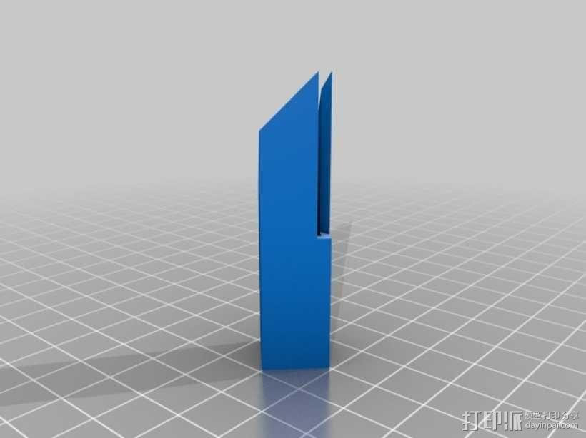 带有艺术气息的象棋 3D模型  图18