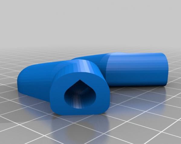 可高巨型尤达大师 3D模型  图4